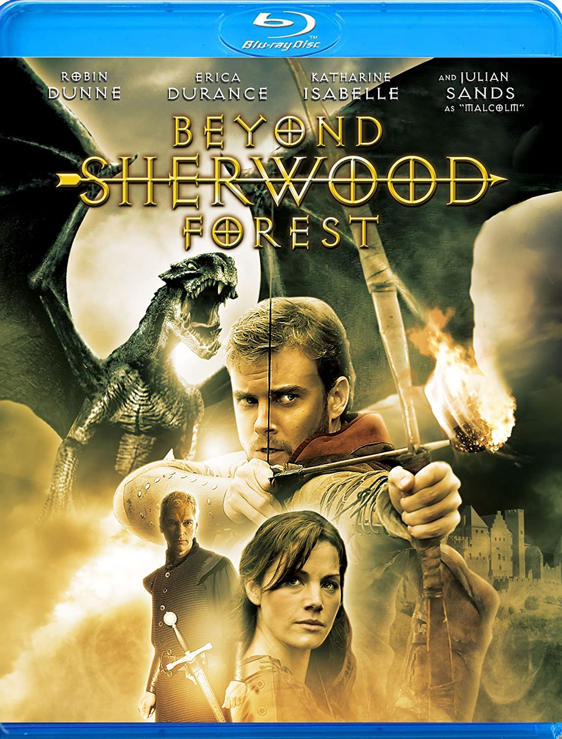 Beyond Sherwood Forest Edizione: Stati Uniti USA Blu-ray ...