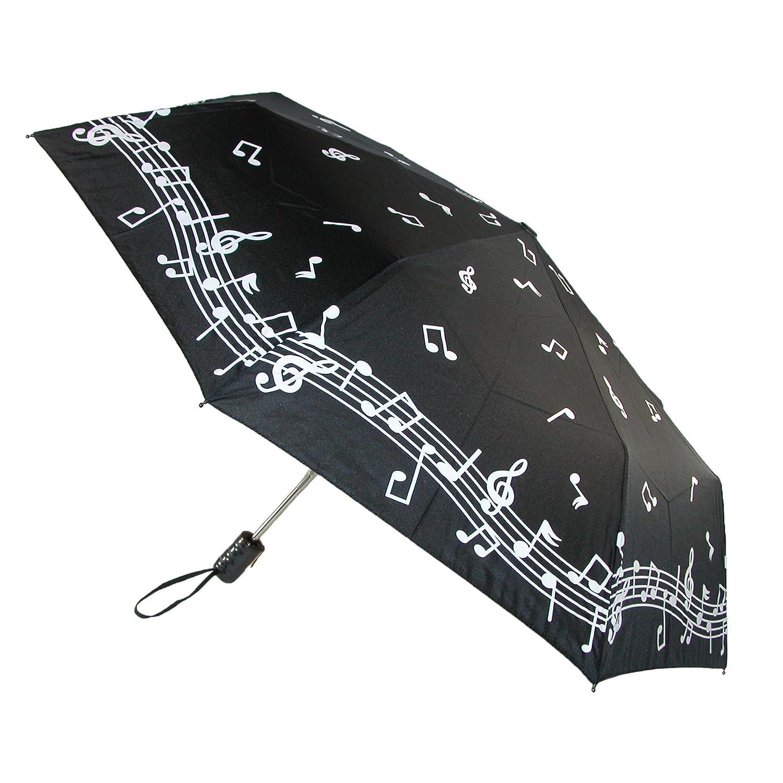 CTM Auto abrir y cerrar cambio nota nota compacta paraguas para ...