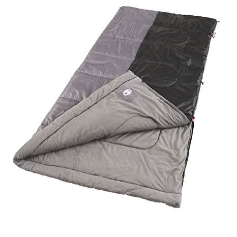 ac7c520e0c4 Amazon.com   Coleman Biscayne Big and Tall Warm-Weather Sleeping Bag    Winter Sleeping Bags   Sports   Outdoors