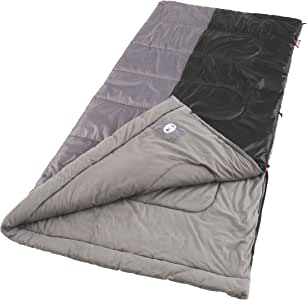 Coleman Sleeping Bag | 40°F Big and Tall Sleeping Bag | Biscayne Sleeping Bag