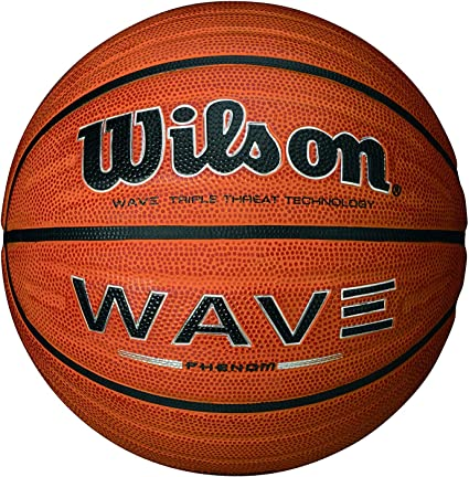 Wilson Wave Phenom Pelota, Adultos Unisex, Naranja, 7: Amazon.es ...