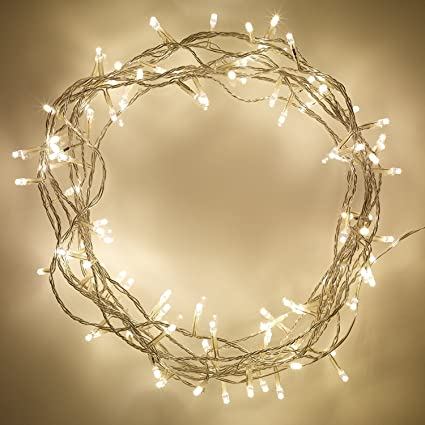 Amazon.com : SAFSOU Wedding Lights, Fairy String Lights, Copper Wire ...