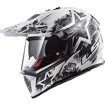 LS2-404362402L/162 : LS2-404362402L/162 : Casco enduro offroad motocross