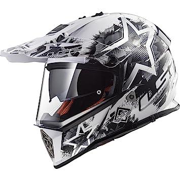 LS2-404362402M/162 : LS2-404362402M/162 : Casco enduro offroad motocross