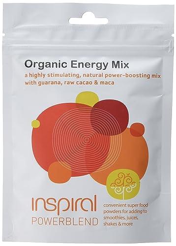 inSpiral Organic Energy Mix Power Blend Super Food, 100 g