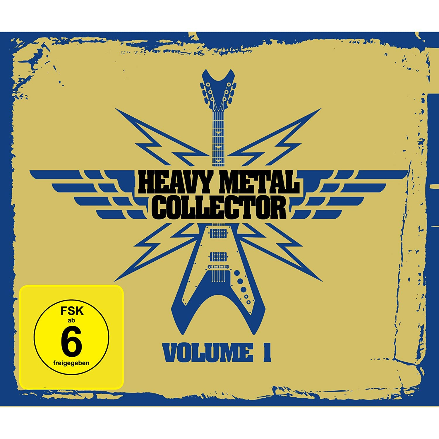 Heavy Metal Collector Vol. 1: Various Artists: Amazon.es: Música