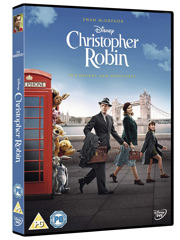 Christopher Robin [DVD] [2018]: Amazon.co.uk: DVD & Blu-ray