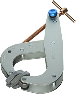 "Strong Hand Tools, Shark Clamp, T-Handle, 6.5"" Capacity, 1,000 Lbs Pressure, SC65"