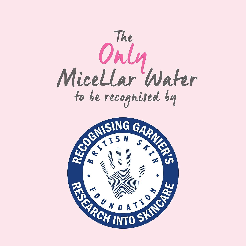 Garnier Micellar - Agua de limpieza para leche (400 ml ...