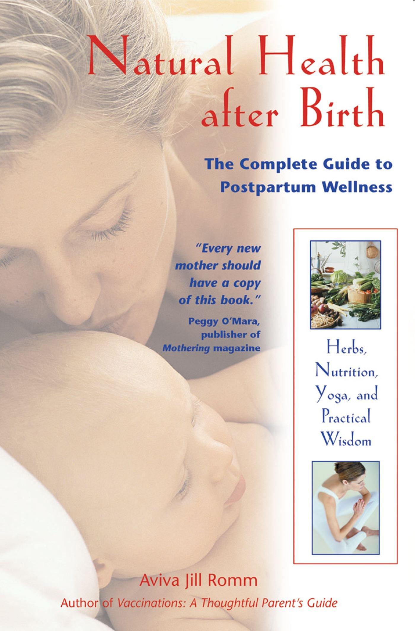 Natural Health after Birth Postpartum