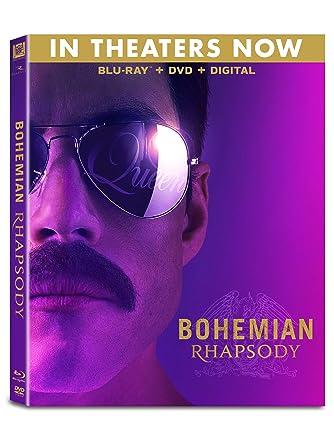 Bohemian Rhapsody Movie Blu Ray  Universal Movies Streaming Online