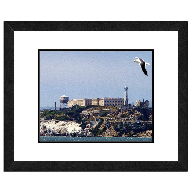 Alcatraz Prison Photo