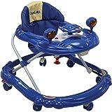 LuvLap Starshine Baby Walker - Blue