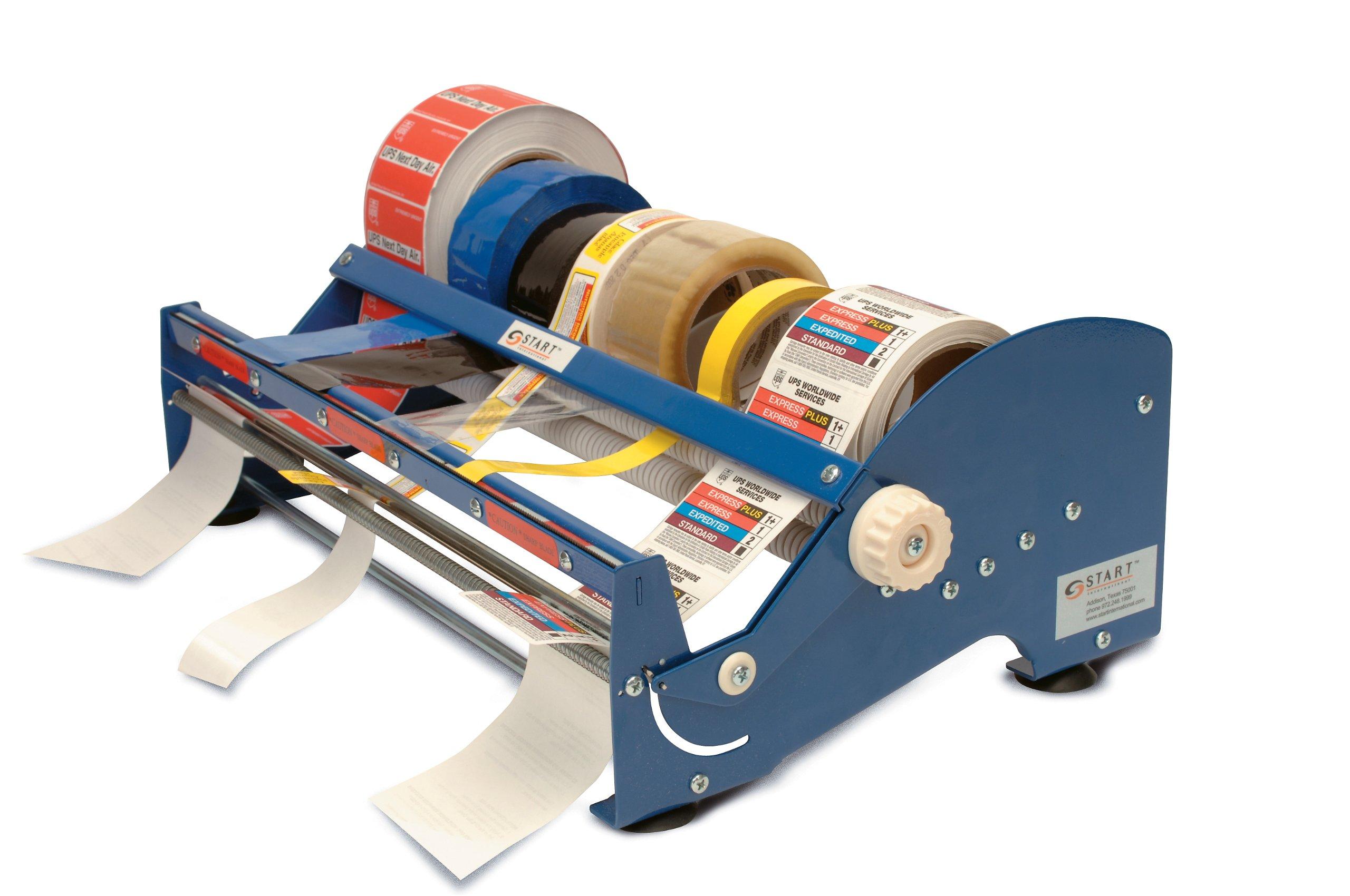 START International SL9518 Multi Roll Label and Tape Dispenser