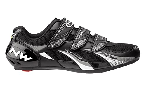 Northwave Zapatillas Fighter Negro 2012 Talla 37: Amazon.es: Zapatos y complementos