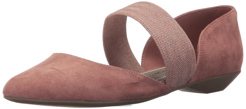 Anne Klein 5 Women's Ondria Fabric Ballet Flat B071RTZ8M4 5 Klein B(M) US|Light Pink 275266