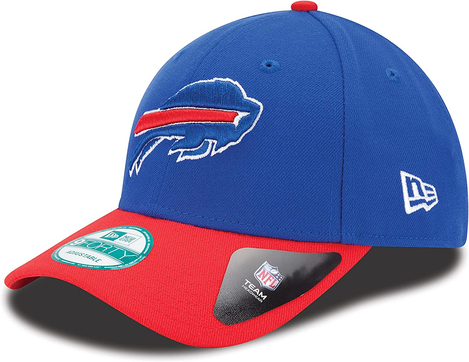 NFL The League Buffalo Bills 9Forty Adjustable Cap : Sports Fan Baseball Caps : Clothing