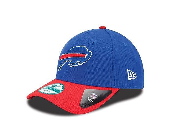 19c9abbe New Era Men's 9forty Buffalo Bills Baseball Cap, Blue (Team), One Size:  Amazon.co.uk: Sports & Outdoors