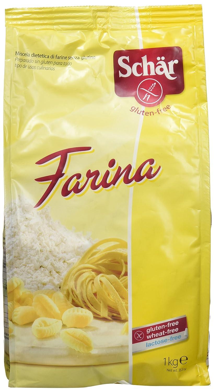 Dr. Schar Farina - 2 Paquetes de 1000 gr - Total: 2000 gr