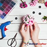 Skilled Crafter 100 Round Magnets for