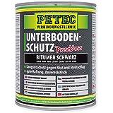 Petec UNTERBODENSCHUTZ Bitumen, PINSELDOSE, SC 73100