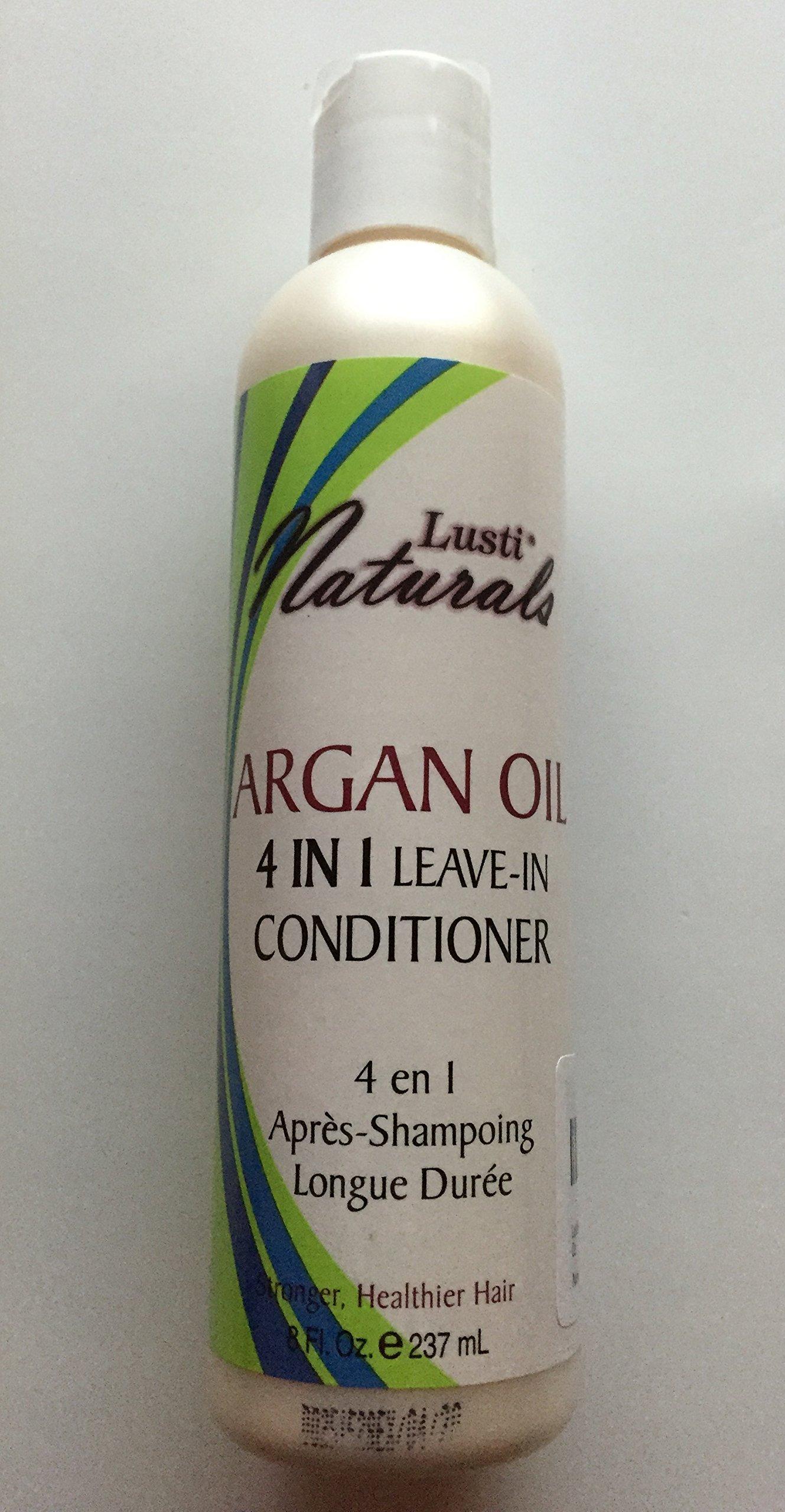 Lusti Naturals Argan Oil Hair Moisturizer