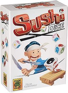 SIT0010G Sushi Dice Board Game Sit Down