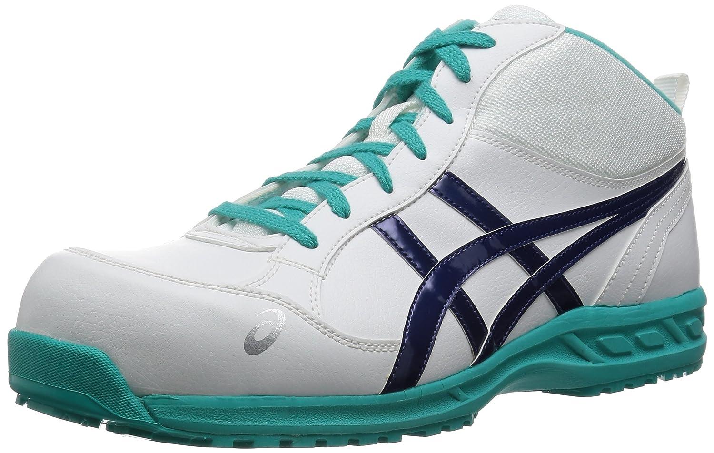 [アシックスワーキング] 安全靴作業靴 ウィンジョブ35L B01B656ZBA 30.0 cm|ホワイト/ミッドナイトブルー ホワイト/ミッドナイトブルー 30.0 cm