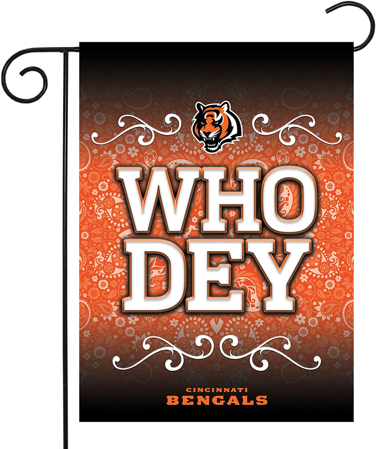 Top 9 Bengals Garden Flag With Pole