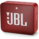 JBL Sound Module, Red, 4.3 X 4.5 X 1.5 (JBLGo2Red)