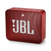 JBL JBLGO2RED Bocina Inalámbrica, color Rojo