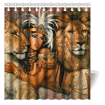 Sexy lioness