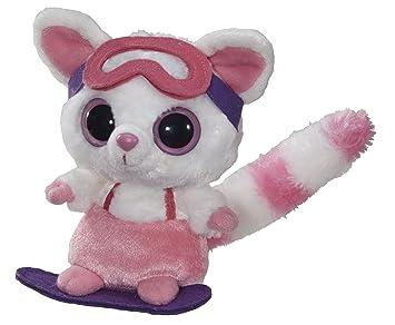 YooHoo and Friends - Muñeco de peluche snowboarder (13 cm aprox.)