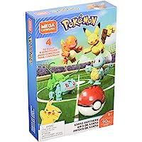 Mega Construx Pokémon Amigos de Kanto - Mattel