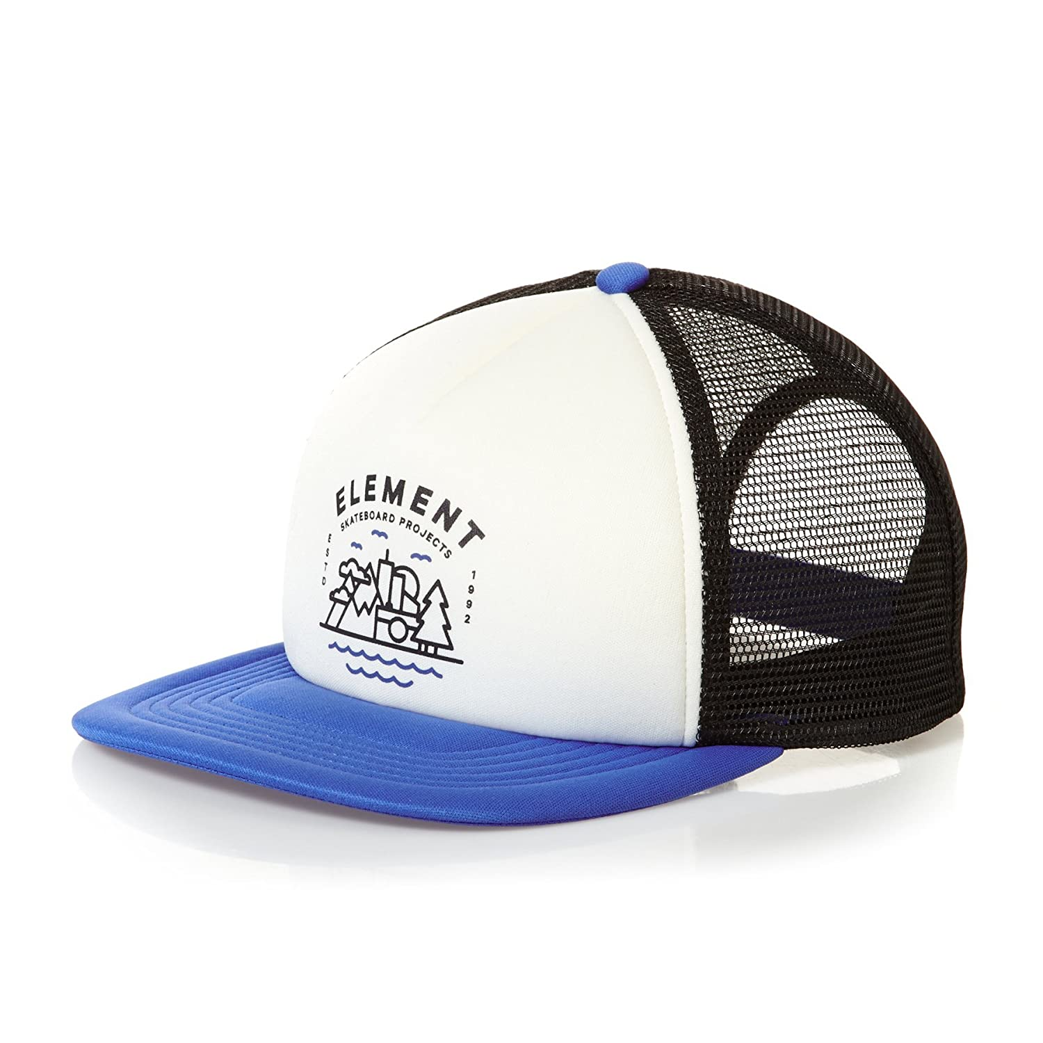 Amazon.com  Element Rift Trucker Cap One Size Lake Blue  Clothing 95507c6f4e01