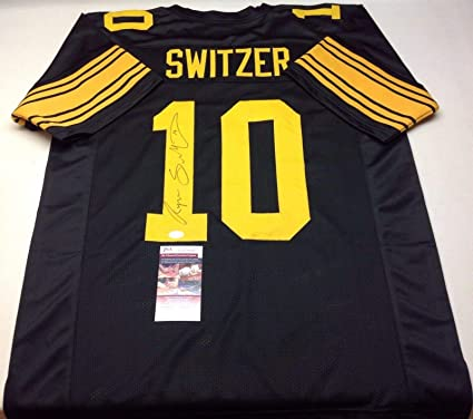 wholesale dealer 8bf3c 78c67 Ryan Switzer Signed Jersey - Pittsburgh Steelers Custom ...