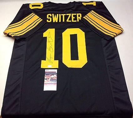 wholesale dealer eec85 e8c14 Ryan Switzer Signed Jersey - Pittsburgh Steelers Custom ...