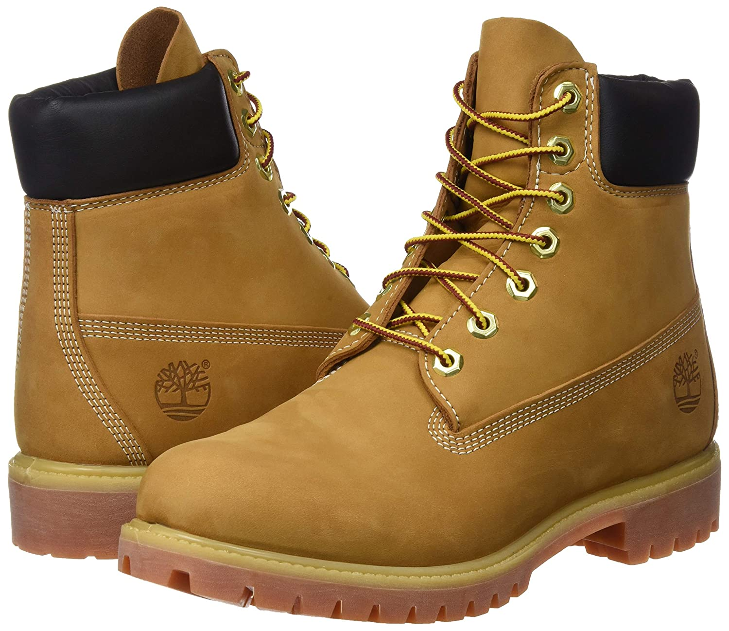 timberland bottes couleur cuoio