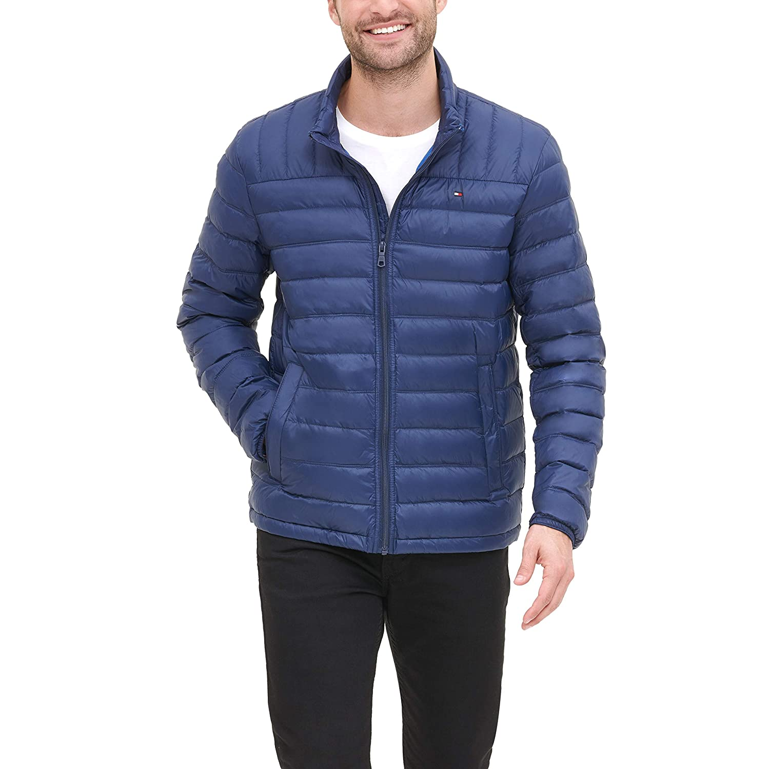 Tommy Hilfiger Mens Packable Down Jacket  Standard and Big   Tall Sizes