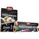 Best Body Nutrition Barre Nutritive Hardcore Protéine Block 15x90g barre Coco