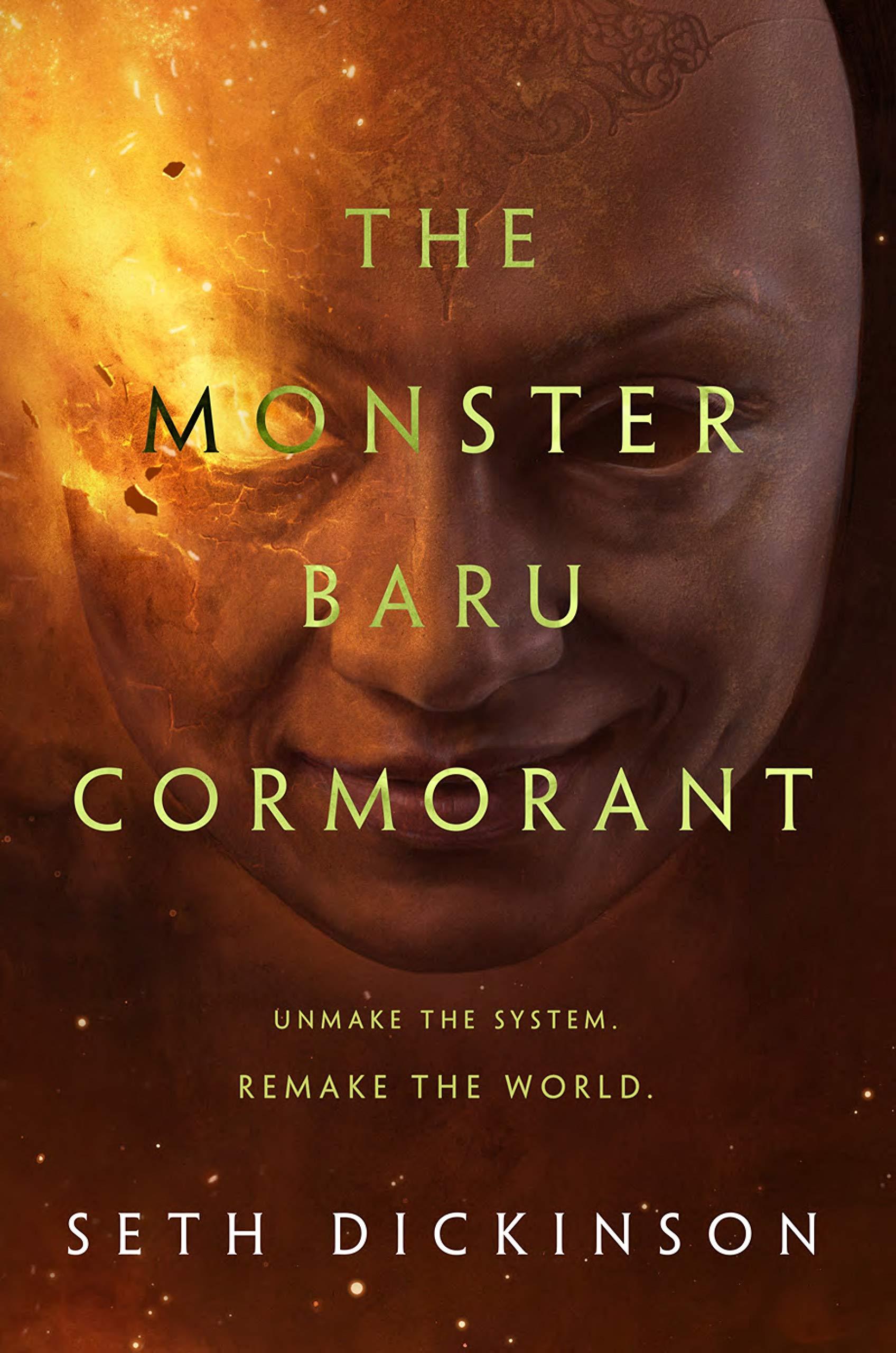 The Monster Baru Cormorant (Masquerade): Amazon.es: Dickinson ...
