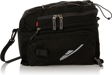 VAUDE Silkroad – Portabultos para transportín de bici – Resistente bolso para bicicleta con funda impermeable – Mochila para ciclismo: Amazon.es: Equipaje