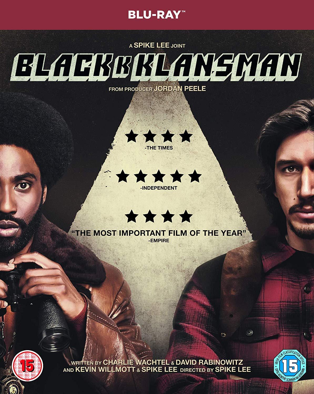 Blackkklansman [Edizione: Regno Unito] [Blu-ray]: Amazon.es ...