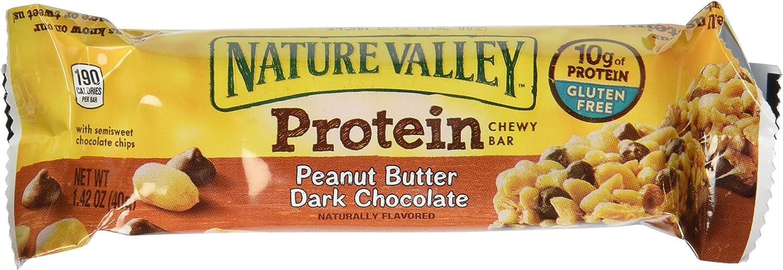 Nature Valley Peanut Butter Dark Chocolate Protein Bars 18ct.