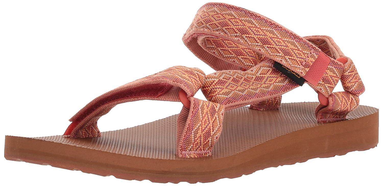 Teva Women's Original Universal Sandal B072JWXQ4C 11 B(M) US|Miramar Fade Coral Sand Multi