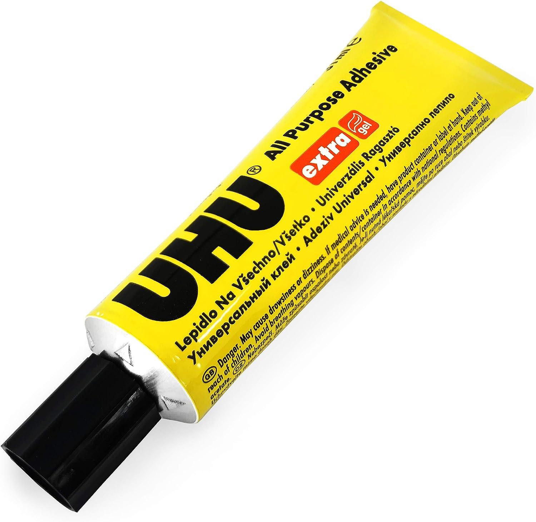 u-glue Thin fotos soportes adhesivos pegamento permanente 64/por paquete 10/mm Dia 200352