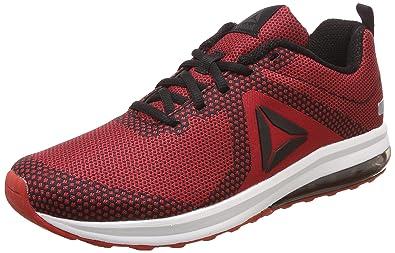 bce67edc52a389 Reebok Men s Jet Dashride 6.0 Red Coal Grey Black Gry Running Shoes