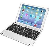 iPad 9.7-inch (iPad 6, 2018 / iPad 5, 2017) Keyboard, Arteck Ultra-Thin Bluetooth Keyboard with Folio Full Protection…