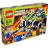 Lego - 8190 - Jeu de Construction - Power Miners - La voiture Pince