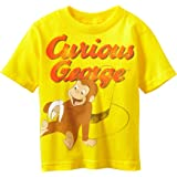 Curious George Boys' Short Sleeve T-Shirt
